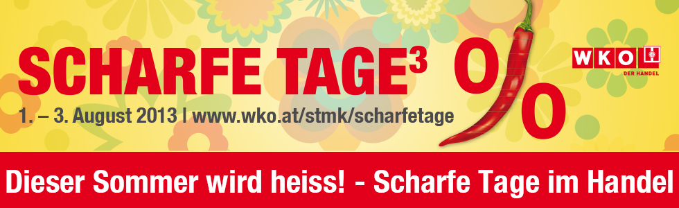 Scharfe Tage 2013